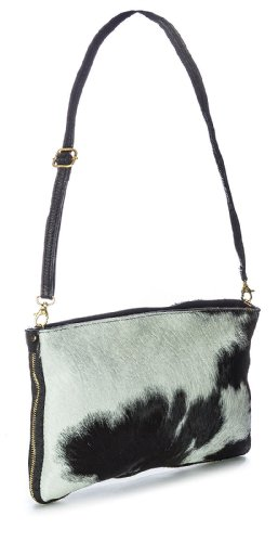 Big Handbag Shop, Borsetta da polso donna One Pony - Design 7