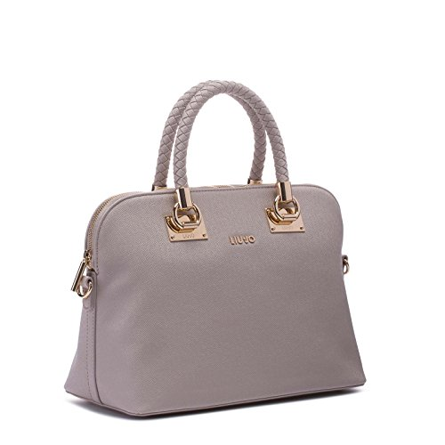 LIU JO ANNA SHOPPING BAG N17082E0087 taupe, grau