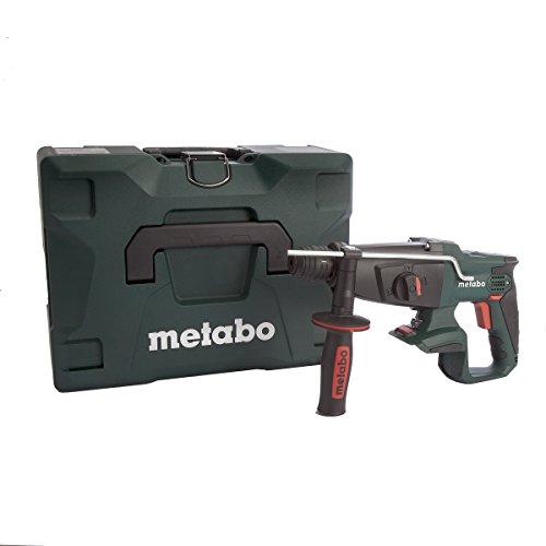Metabo 600210840 Kombihammer KHA 18 LTX in MetaLoc II, 18 V, Schwarz, Grün, Grau