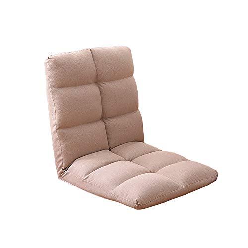 Faltbare verstellbare Rückenlehne Faules Sofa zum Lesen Fernsehen , Memory Foam Floor Chair &...