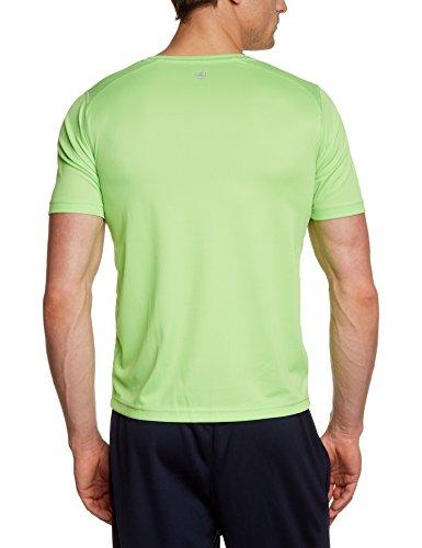 JAKO, Maglietta Uomo Run Multicolore - verde chiaro