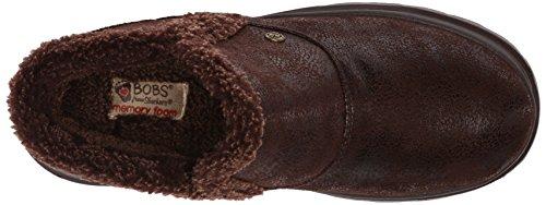 Bobs Da Skechers di Cherish Tippy Toes Boot Chocolate