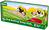 BRIO My First Railway Ramp Pack