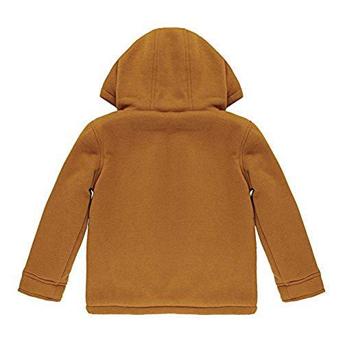 Toddler Baby Kids Girl Boy Winter Warm Horn Coat Jacket Hooded SnowSuit Outwear