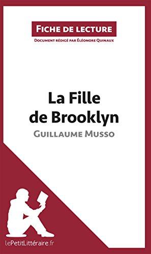 Meilleurs Livres Gratuits A Telecharger La Fille De Brooklyn