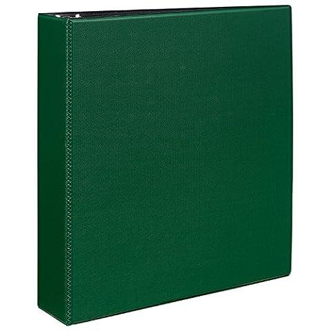 Avery 27553 ring binder - ring binders (green, Vinyl)
