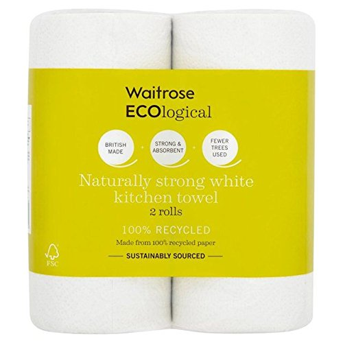 ecologicos-toallas-de-cocina-reciclados-blancos-waitrose-2-por-paquete-paquete-de-4