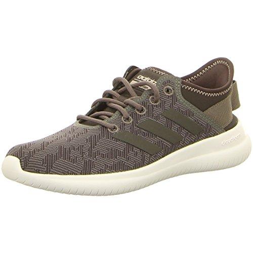 adidas Damen CF QTFLEX W Fitnessschuhe, grau (Gricua/Neguti/Roshel), 40 2/3 EU