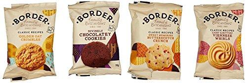 Border Biscuits 48 Luxury Mini Packs...