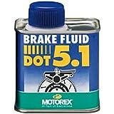 Dot 5.1 brake fluid - 250ml - Motorex 551415