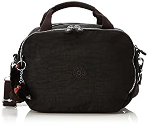 Kipling - Medium sized beautycase with trolley sleeve - PALMBEACH - Black