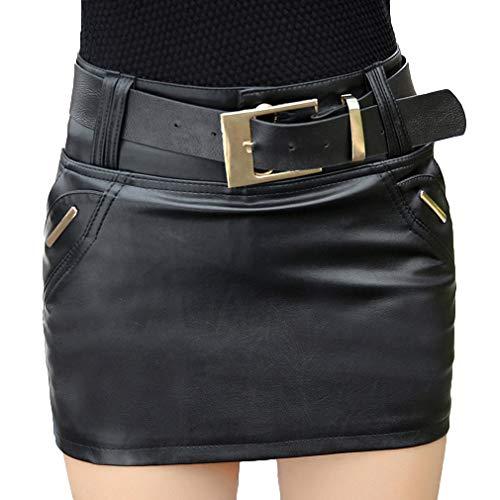 b13370ff1 Faldas de cuero genuino | decuerosshop.top