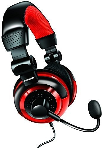 Dreamgear DGUN-2571 Universal Elite Gaming Headset (Ps3 Dreamgear Elite Headset)