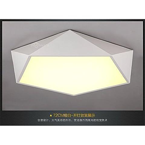 Ty1179-única cabeza pequeños candelabros, personalice la aldea creativa lámpara de araña de hierro arañas creative lámparas de techo lámparas retro blanco - 52cm. 32W Wong Kwong