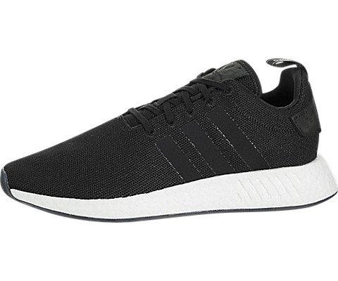 Preisvergleich Produktbild adidas Men's NMD R2 Sneaker, Black, 9.5