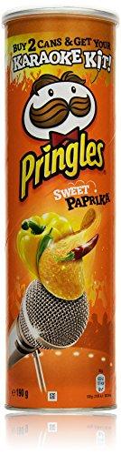 Preisvergleich Produktbild Pringles Sweet Paprika,  190 g