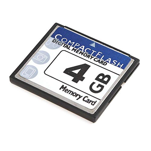 asiproper High Speed CF Speicherkarte Compact Flash CF-Karte für Digitale Kamera Computer