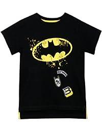 Batman Boys DC Comics T-Shirt Ages 3 To 13 Years
