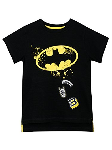 Batman Jungen DC Comics T-Shirt 116 (Comics Dc Kinder)