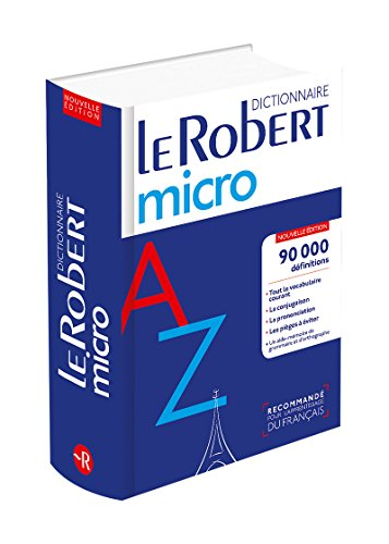 Le Robert Micro 2019: Desk edition (Le Robert Dictionnaires)