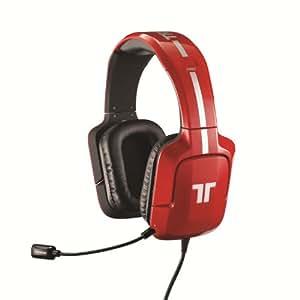 Tritton Pro+ 5.1 Surround Headset für PC und Mac - Rot