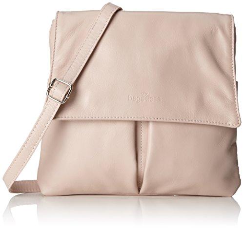 Bags4Less Balta, Bolsos bandolera Mujer, Pink (Nude), 4x26x26 cm (B x H T)