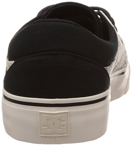 DC Shoes  Herren Schuhe Trase Sp, Chaussures de Skateboard Homme Noir (BR AST-Hawaii Boys BCA)