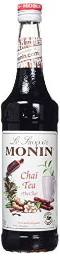 Monin The Chai Syrup Syrups and Cordials