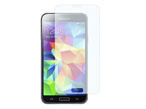 etuo Samsung Galaxy S5 Displayschutzfolie 3H Folie Schutzfolie Display Bildschirm Schutz