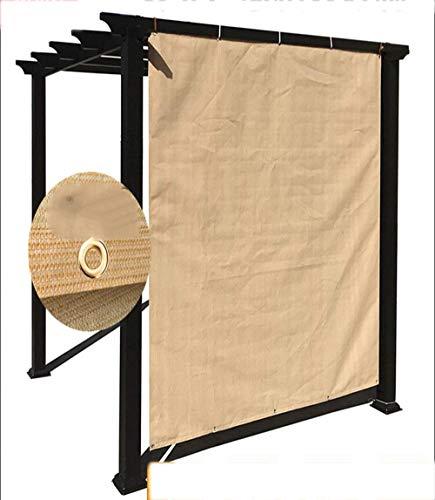 Tuch Sonnenschutz Netz Sonnenschutz Stoff UV Schützentare für Gewächshaus Hof Garten,1x2m ()