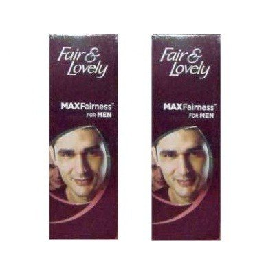 Fair & Lovely Max Fairness For Men (25g) (pack of 2)