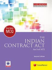 The Indian Contract Act (Act 9 Of 1872)