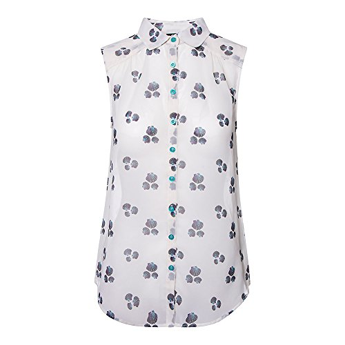 Camicia Fearless Illustration Shell Sprinkles (Crema) - Small
