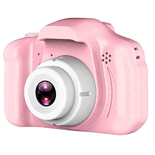 Alaojie Kids Digital Camera for Girls Rechargeable Camera Shockproof Video Record
