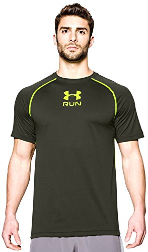 Under Armour Herren Running Shirt Kurzarm Run Short Sleeve Graphic Tee