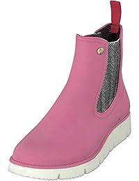 6cd73c557a0e41 GOSCH SHOES Damen Schuhe Chelsea Boots Stiefelette 7105-320 in 6 Farben