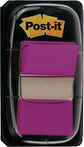 Post-it I680-8 Index 12 Spender à 50 Haftstreifen (25,4 x 43,2 mm) lila