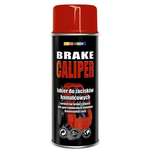 1 Stück 400ml Bremssattellack Bremssattel Farbe rot 25351 Test