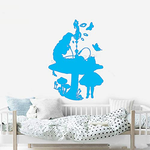 xingbuxin Wandtattoo Moderne Wandaufkleber Kinderzimmer Schlafzimmer Dekoration Interieur Cartoon Girls Room Decor 3 42x61cm