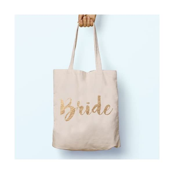 Bride, Wedding, Hen Do, Shoulder, Tote, Long Handles, Graphic, Cute, Tumblr, Hipster, Beach, Gym, Festival, School, Bag - handmade-bags
