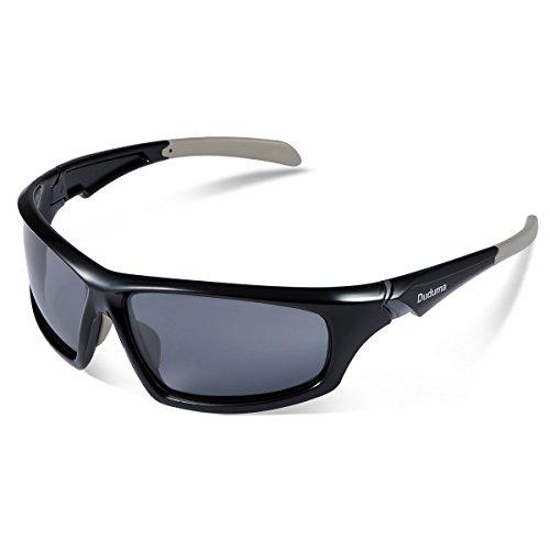 Duduma Gafas de Sol Deportivas Polarizadas Para Hombre Perfectas Para