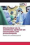 Efectividad de la anestesia epidural en cesareadas con preeclampsia: Analisis de la anestesia epidural