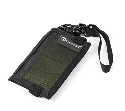 Tamrac Wallet (Tamrac T1150 Goblin SD6 Speicherkarten Tasche Kiwi)