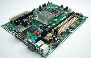 HP Compaq 6000 Pro SFF motherboard- 531965-001 -
