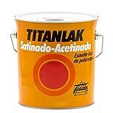 Titanlak M30606 - Esmalte satinado 4 l titanlak blanco