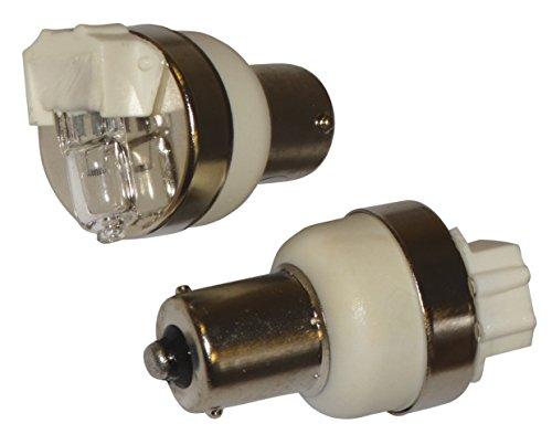 Aerzetix - Set di 2 lampadine retromarcia auto alogena 24V con allarme retromarcia .
