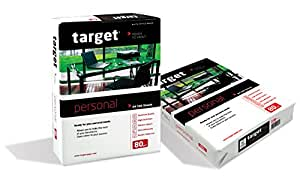 Target-ramette Papier Target Personal A4 80g - Blanc