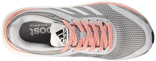 adidas Damen Response + W Laufschuhe Grau (Grimed/plamet/suabri)