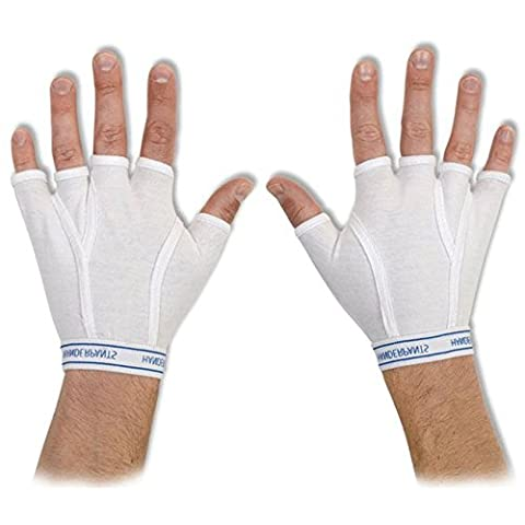 Accoutrements 11951 Handerpants Pants For Hands Fingerless Cotton Gloves Joke Funny Present