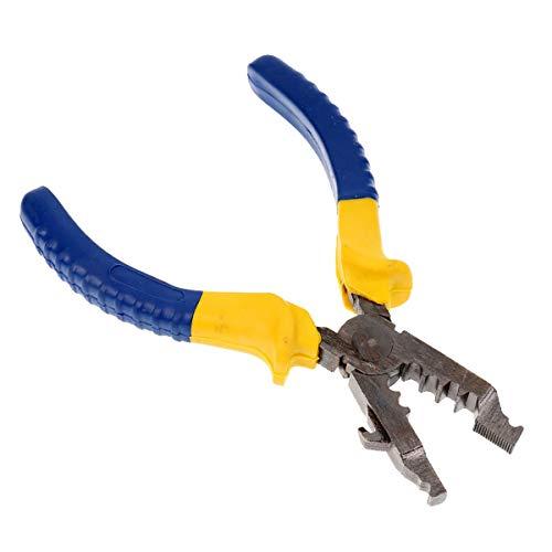 Bogensport Werkzeug: Nockpunktzange - Archery D Loop Plier - Bogensehne Montagezange
